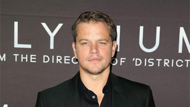Matt Damon Unable to Attend Britannia Awards Due to 'Family Emergency'