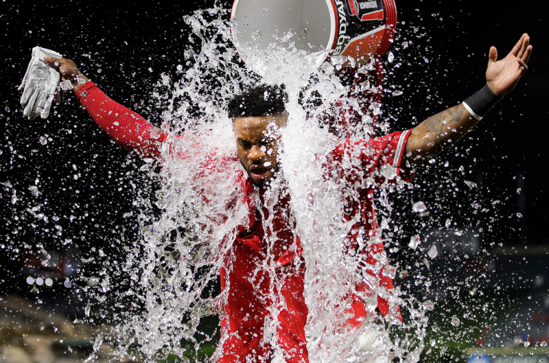 Eric Young has made a splash over the last couple of weeks