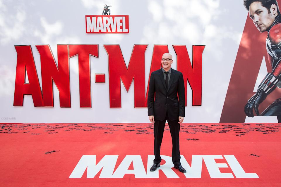 Peyton Reed poses for photographers upon arrival at the premiere of the film Ant Man in London, Wednesday, July 8, 2015. (Photo by Vianney Le Caer/Invision/AP)
