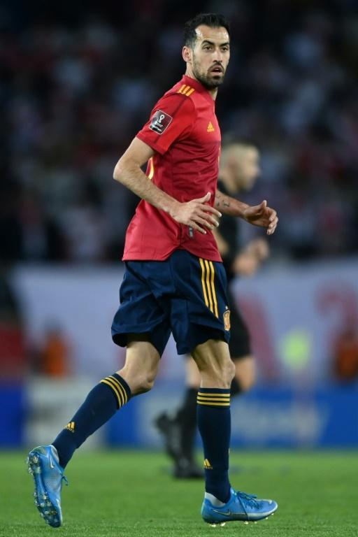 Spain captain Sergio Busquets is out of their Euro 2020 opener against Sweden after testing positive for Covid-19