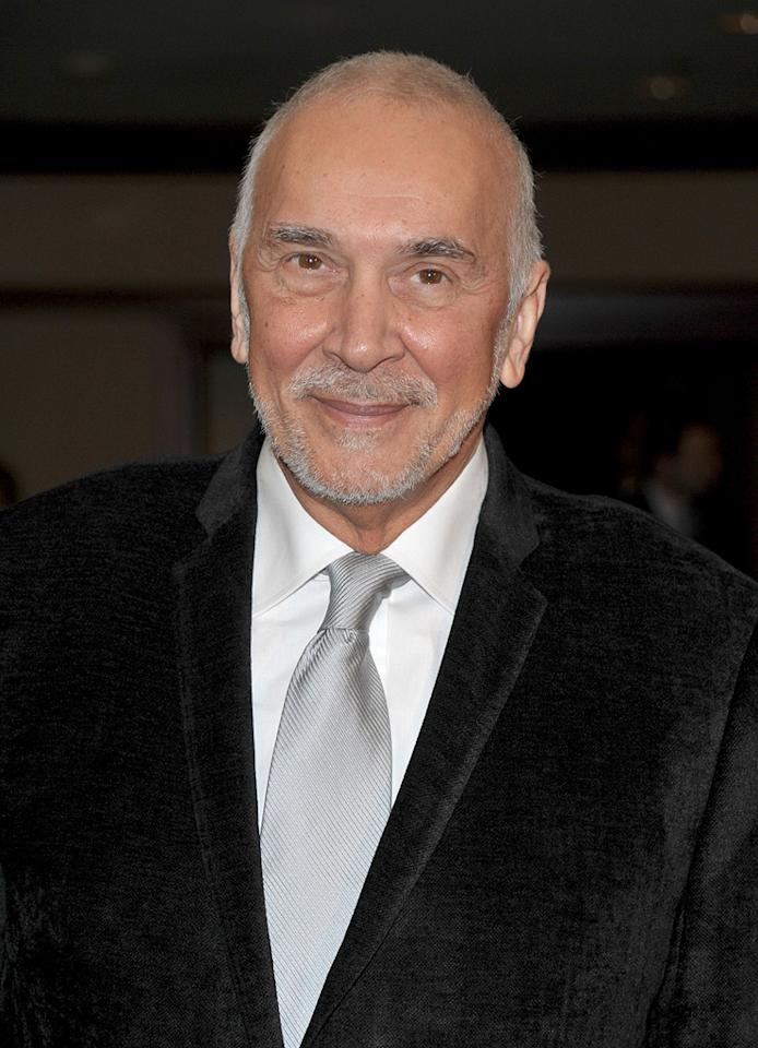 "<a href=""http://movies.yahoo.com/movie/contributor/1800017675"">Frank Langella</a> at the 61st Annual Directors Guild of America Awards in Los Angeles - 01/31/2009"