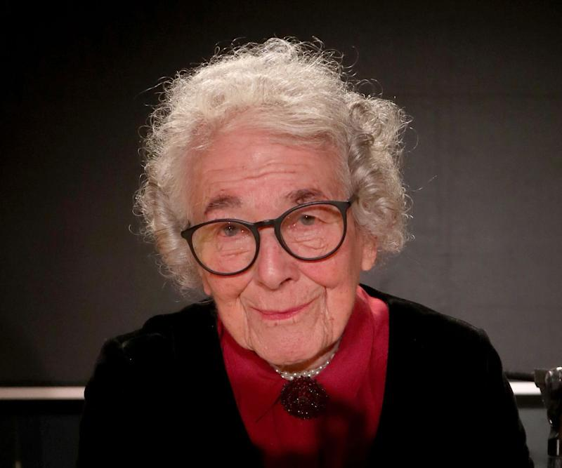 """Judith Kerr, author of the children's book, """"The Tiger Who Came To Tea"""" and the beloved Mog books, died on May 22, 2019. She was 95."""