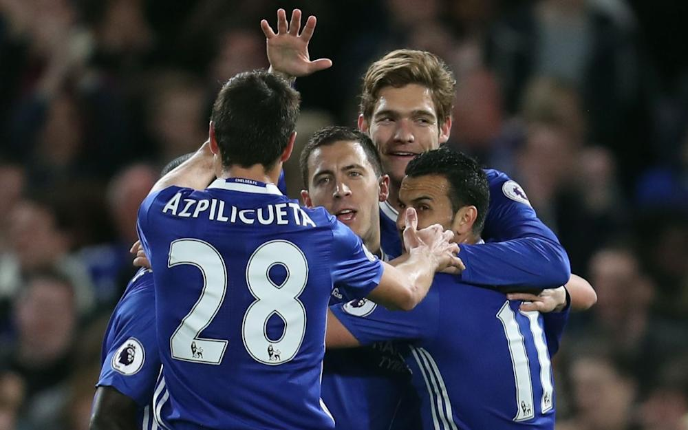 How Chelsea's adaptability set them apart against Man City and why bad goalkeeping should be enjoyed - Credit: Rex Features