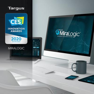 Honored with a CES® 2020 Innovation Award, Targus takes universal docking to a new level by incorporating smart technology into its solution.