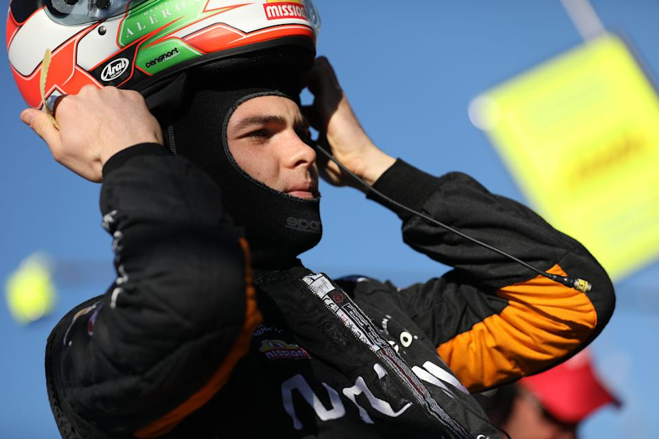 Pato O'Ward came to Portland with a 10-point lead in the points race, but left with a car that lacked straight-line speed. Headed to Laguna Seca, he trails Alex Palou by 25.