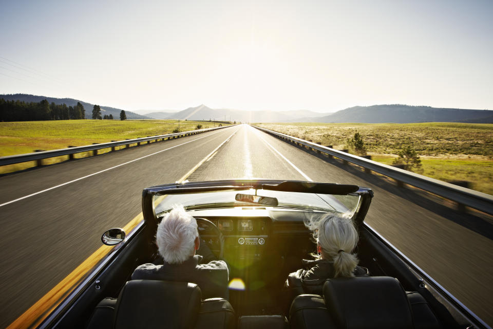 Last year, Americans instead explored the United States and revived the great American road trip. That doesn't show signs of stopping, according to the travel experts. (Photo: Getty)