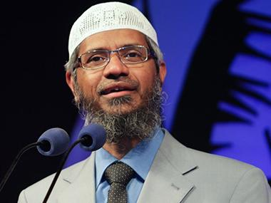 Controversial Islamic preacher Zakir Naik banned from giving public speeches in Malaysia in the 'interest of national security'