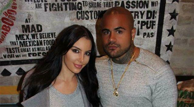 The couple are often told that they resemble rapper Kayne West and his wife Kim Kardashian. Photo: Fortafy/Facebook