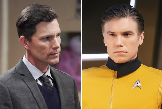The Connors Anson Mount