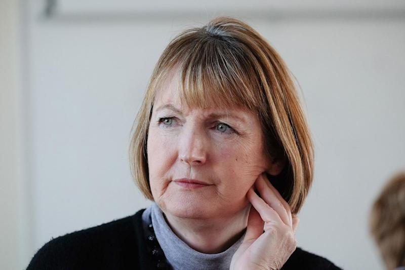 Former solictor: Harriet Harman (Ian Forsyth/Getty)