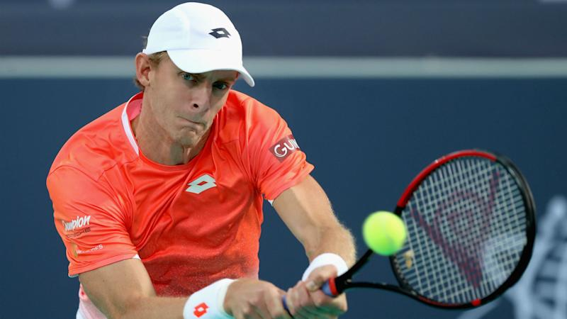 Anderson edges past veteran Karlovic to take Pune title
