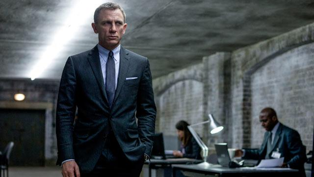 Craig Takes 'Skyfall' to New Heights
