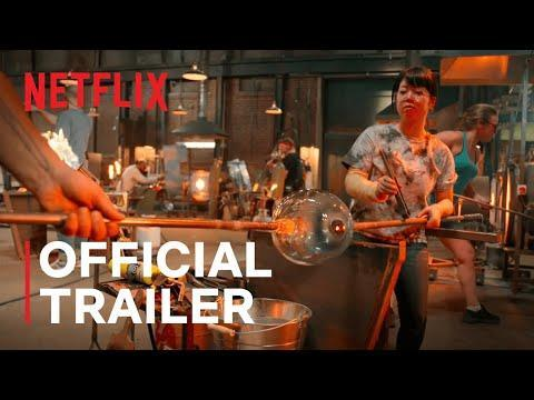 """<p>In the arena of recent reality shows, it seems that the more passion its contestants have, the better. Recreating that <em>Great British Bake Off</em> vibe is difficult, but <em>Blown Away</em> gets very close. Following a group of quirky, artsy glassblowers, each episode comes up with a brief: some specific challenge that requires the artists to turn up the heat, melt down some glass into molten material, and shape it into magical forms. It's nearly as hypnotic as it is wholesome.<a href=""""https://www.netflix.com/watch/80215147?source=35"""" rel=""""nofollow noopener"""" target=""""_blank"""" data-ylk=""""slk:"""" class=""""link rapid-noclick-resp""""><br></a></p><p><a class=""""link rapid-noclick-resp"""" href=""""https://www.netflix.com/watch/80215147?source=35"""" rel=""""nofollow noopener"""" target=""""_blank"""" data-ylk=""""slk:Watch Now"""">Watch Now</a></p><p><a href=""""https://www.youtube.com/watch?v=WQnshKbalkE"""" rel=""""nofollow noopener"""" target=""""_blank"""" data-ylk=""""slk:See the original post on Youtube"""" class=""""link rapid-noclick-resp"""">See the original post on Youtube</a></p>"""