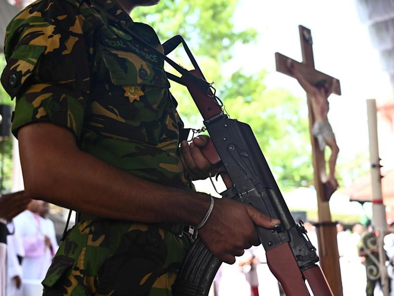 Sri Lanka bombings: Security services had extensive knowledge about deadly attacks, intelligence officials say