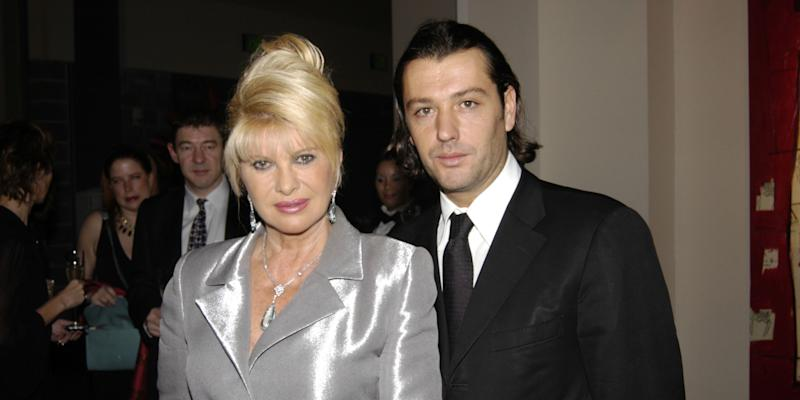 Ivana Trumps Other Ex Husband Is Allegedly Being Evicted From His