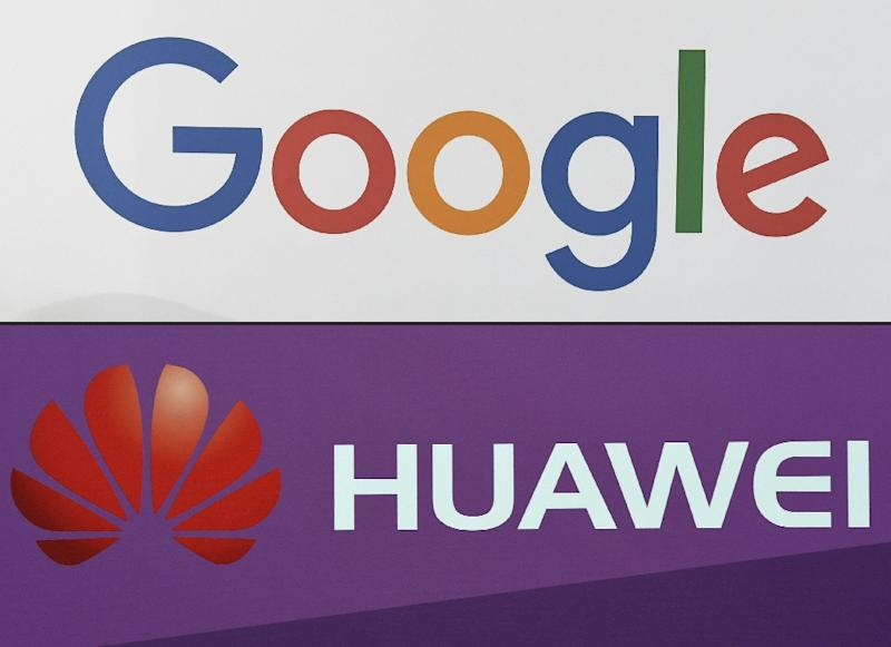 Huawei users will start losing access to Google's proprietary services such as Gmail and Maps (AFP Photo/ALAIN JOCARD, CHRISTOF STACHE)
