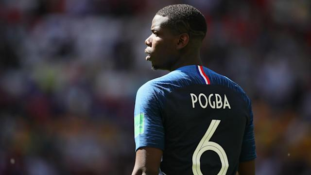 The midfielder has had to face his fair share of critics, but his team-mate believes he is key to France's World Cup hopes