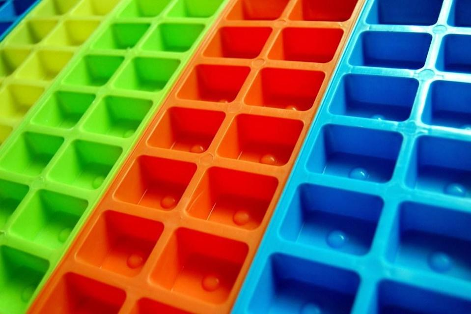 Want an easy way to start recipes? Save some compound butter or stock in your ice cube trays for future use. Instead of laboriously combining ingredients, all you'll have to do is pop out a cube into your pan and your recipe will be ready to go in minutes.
