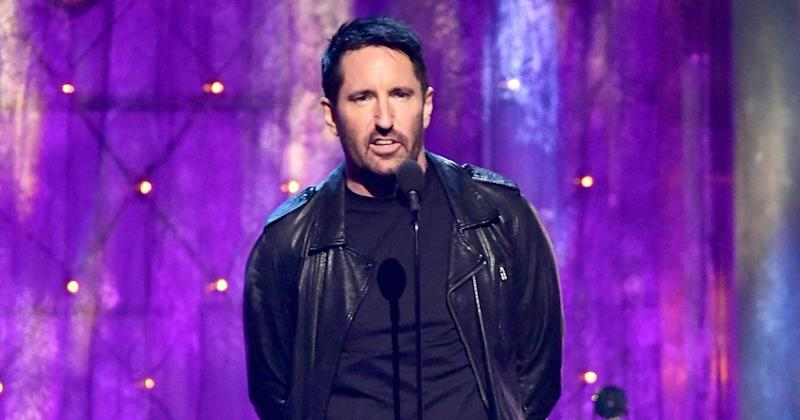 Trent Reznor Just Won A CMA Award