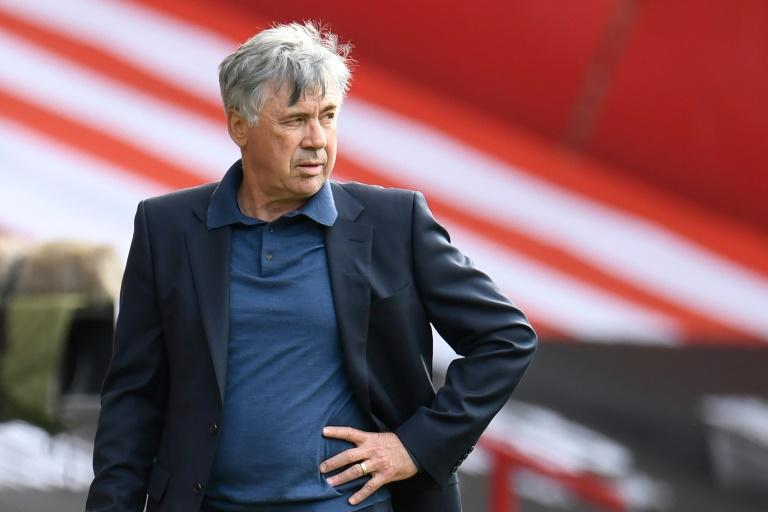 Ancelotti targets European spot for Everton