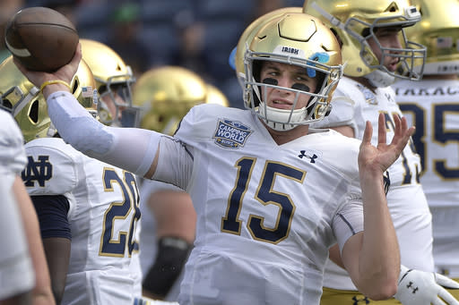 New coach, new QB could have BC breaking out of ACC pack