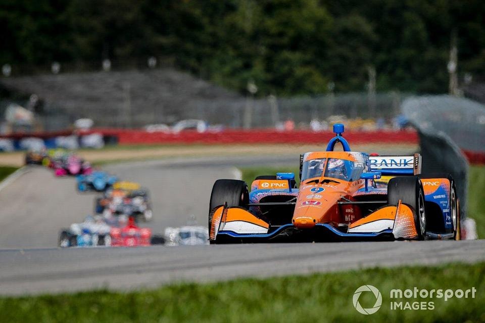"Mid-Ohio: P10/P10 - 72 Punkte Vorsprung (Newgarden)<span class=""copyright"">Barry Cantrell / Motorsport Images</span>"