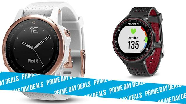 Photo Illustration by Elizabeth Brockway/The Daily Beast * Save up to 50% on Garmin GPS fitness trackers and other devices. * High reviewer ratings, dedicated and easy-to-use apps, sleek and stylish wearables that look great anywhere . * Shop the rest of our other Prime Day deal picks here. Not a Prime member yet? Sign up here.Garmin is iconic in the GPS fitness tracking universe and this sale gets you hundreds of dollars off 30 of its top-rated products on Amazon. From the gorgeous Garmin fēnix 5s—which has a 4.2-star average rating from more than 1,200 reviews—to the top selling Garmin DriveSmart, these are some solid deals. Whatever your GPS needs are, conquer them and save hundreds of dollars before Prime Day ends. Get it on Amazon >Let Scouted guide you to the best Prime Day deals. Shop Here >Scouted is internet shopping with a pulse. Follow us on Twitter and sign up for our newsletter for even more recommendations and exclusive content. Please note that if you buy something featured in one of our posts, The Daily Beast may collect a share of sales.Read more at The Daily Beast.Got a tip? Send it to The Daily Beast hereGet our top stories in your inbox every day. Sign up now!Daily Beast Membership: Beast Inside goes deeper on the stories that matter to you. Learn more.