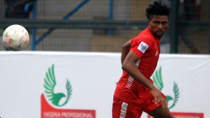 Ifeanyi Egwim grateful to Enugu Rangers, Governor Ugwuanyi after his return from two-year injury spell
