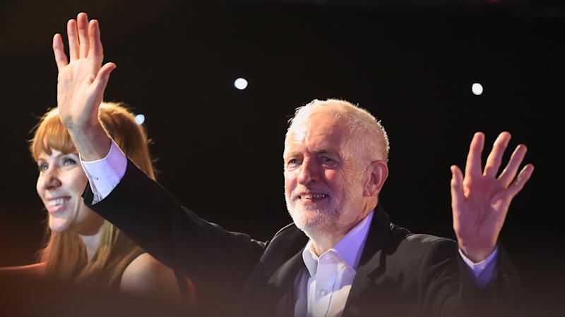 Corbyn says he will challenge the Government 'all the way' over Europe