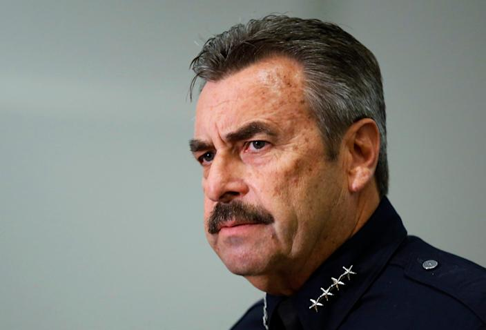 Former Los Angeles Police Chief Charlie Beck is expected assume his new role as Chicago's top cop starting Dec. 2, 2019.