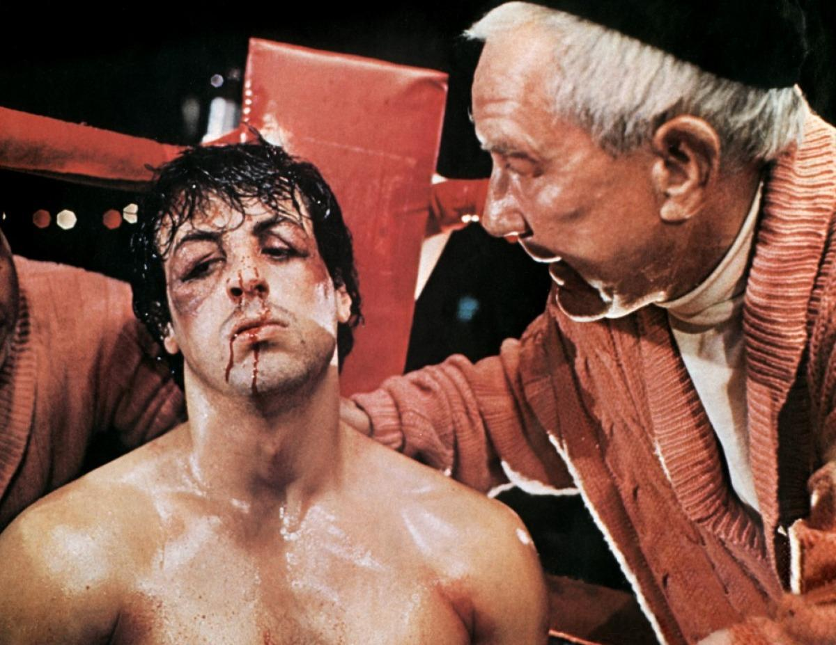 "<p>""Rocky"" beats ""Network"" – Hollywood's ultimate underdog, pugilist Rocky Balboa (Sylvester Stallone), pulled out one of the biggest upset victories in Academy Awards history when ""Rocky"" took home the Best Picture Oscar in 1976. What made the ""Rocky"" upset so surprising? The film beat out heavyweights like ""Taxi Driver,"" ""Network"" and ""All the President's Men"" - together the Apollo Creed, Clubber Lang, and Ivan Drago of mid-'70s cinema. ""Rocky's"" unexpected Oscar triumph is a constant reminder that before Stallone was the greased up action movie icon we all know and love, he was an Oscar-nominated actor and screenwriter. Yo, Adrian!</p>"