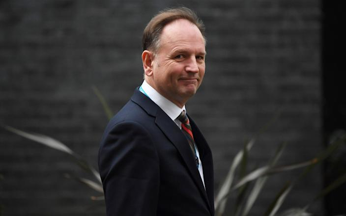 Sir Simon Stevens has received plaudits for his work as the head of NHS England - Getty