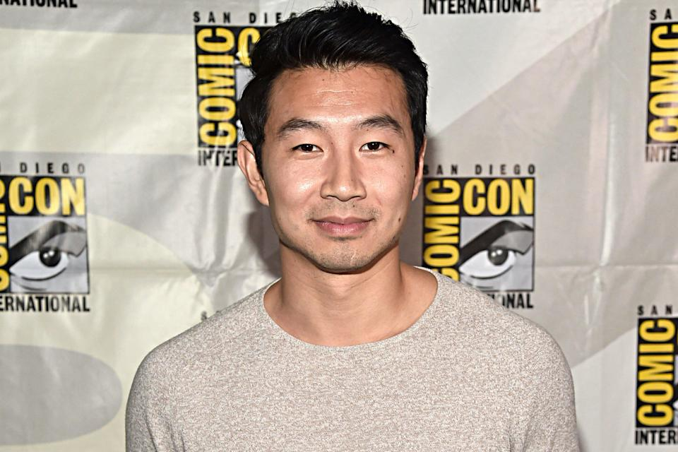 Marvel Shang Chi star Simu Liu made a bid for the role on Twitter