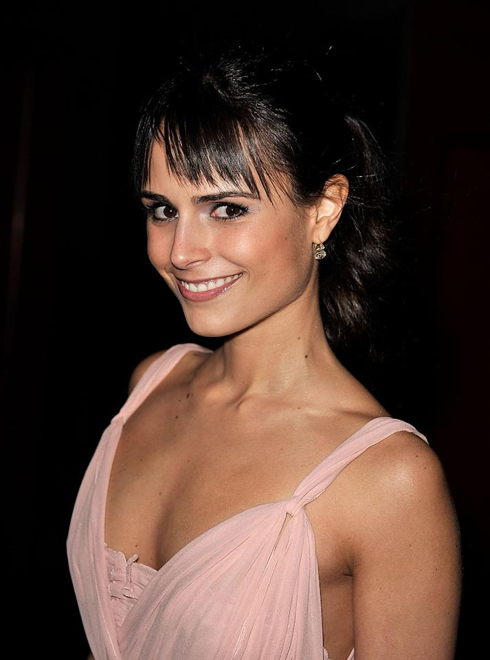 """<a href=""""http://movies.yahoo.com/movie/contributor/1800025479"""">Jordana Brewster</a> at the Los Angeles premiere of <a href=""""http://movies.yahoo.com/movie/1809989992/info"""">Fast & Furious</a> - 03/12/2009"""
