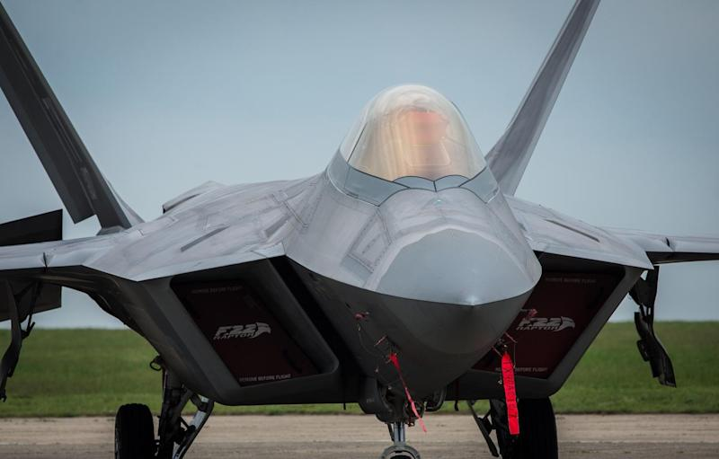 the f 22 raptor is a killer in the sky and its about to get even