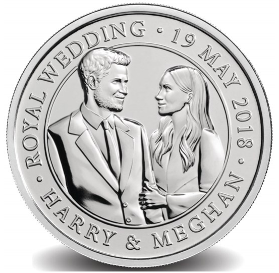 "Behold the ""budget"" option. (Photo: Courtesy the Royal Mint)"