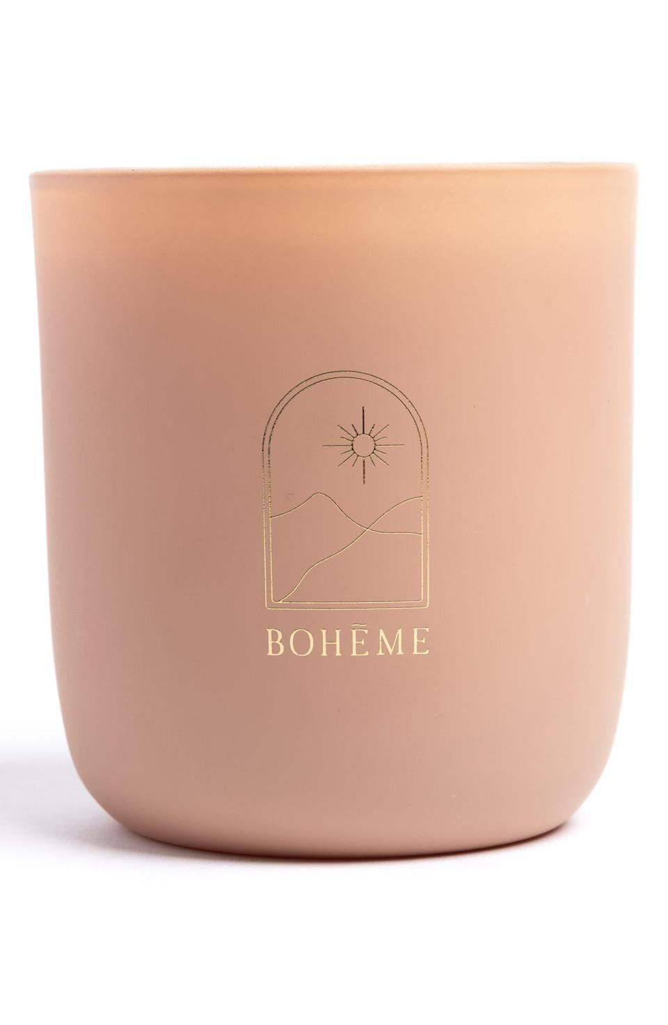"<p><strong>Bohéme</strong></p><p>nordstrom.com</p><p><strong>$45.00</strong></p><p><a href=""https://go.redirectingat.com?id=74968X1596630&url=https%3A%2F%2Fwww.nordstrom.com%2Fs%2Fboheme-wanderlust-candle%2F5809773&sref=https%3A%2F%2Fwww.oprahdaily.com%2Flife%2Fg36055948%2Fsummer-candles%2F"" rel=""nofollow noopener"" target=""_blank"" data-ylk=""slk:SHOP NOW"" class=""link rapid-noclick-resp"">SHOP NOW</a></p><p>Not only is the container beautiful, but the smoky smells of tobacco and leather, layered with refreshing bergamot, will transport you straight to Havana.</p>"
