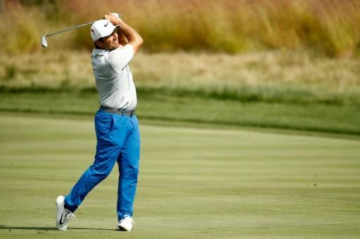 Holder Molinari in six-way Italian Open lead