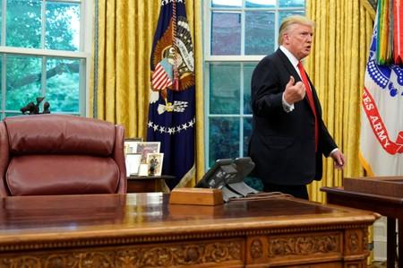 Trump says he canceled peace talks with Taliban over Kabul attack