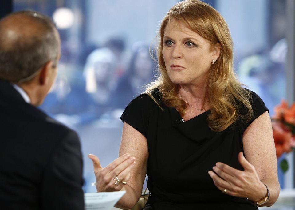 <p>The former Duchess of York damaged her relationship with the monarchy once again when she was exposed for exchanging money with an undercover reporter for access to her ex-husband.</p>