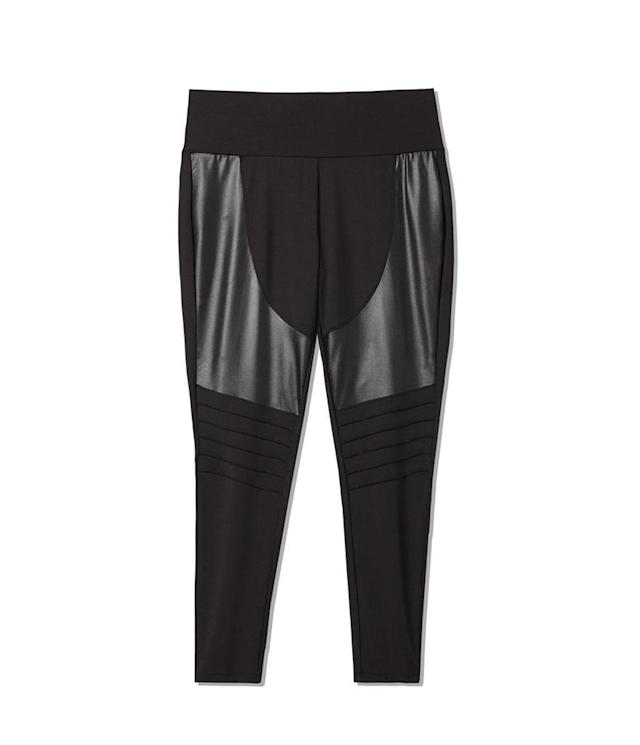 "<p>Moto Legging, $58, <a href=""https://www.additionelle.com/en-us/nola-x-jordyn-woods-moto-legging/771224.html?cgid=Apparel-Activewear&dwvar_771224_color=Black"" rel=""nofollow noopener"" target=""_blank"" data-ylk=""slk:additionelle.com"" class=""link rapid-noclick-resp"">additionelle.com</a> </p>"