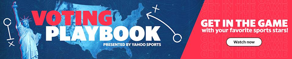 Voting Playbook presented by Yahoo Sports