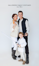 "<p>Okay, okay, so <em>technically</em> Star Wars isn't a superhero movie–but this Princess Leia, Han Solo, and mini Luke Skywalker costume is a guaranteed crowdpleaser! </p><p><strong>Get the tutorial at <a href=""https://sayyes.com/2015/09/halloween-family-costumes-star-wars"" rel=""nofollow noopener"" target=""_blank"" data-ylk=""slk:Say Yes"" class=""link rapid-noclick-resp"">Say Yes</a>.</strong></p><p><strong><a class=""link rapid-noclick-resp"" href=""https://www.amazon.com/Kybers-Lightsaber-Aluminum-Favorite-Character/dp/B07FTDH81M/ref=sr_1_3?dchild=1&keywords=lightsaber&qid=1593201977&sr=8-3&tag=syn-yahoo-20&ascsubtag=%5Bartid%7C10050.g.21345654%5Bsrc%7Cyahoo-us"" rel=""nofollow noopener"" target=""_blank"" data-ylk=""slk:SHOP LIGHTSABERS"">SHOP LIGHTSABERS</a><br></strong></p>"