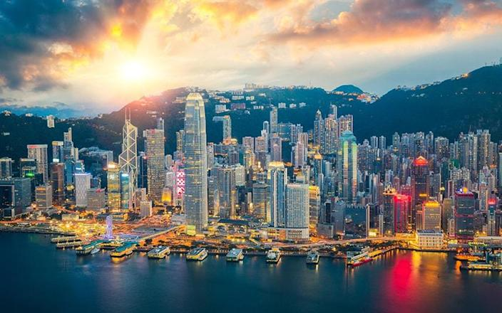 Hong Kong is the world's most expensive city to live in - ©anekoho - stock.adobe.com