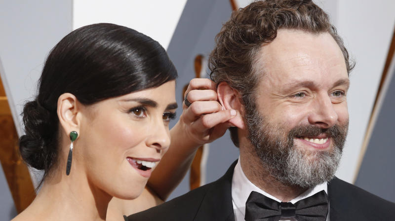 Sarah Silverman And Actor Michael Sheen Split After 4 Years