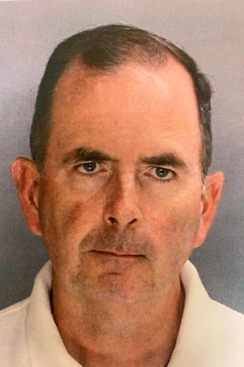 This booking photo provided by the Chester County District Attorney's Office shows Monsignor Joseph McLoone on Wednesday, Aug. 21, 2019. (Photo: Chester County District Attorney's Office / ASSOCIATED PRESS)