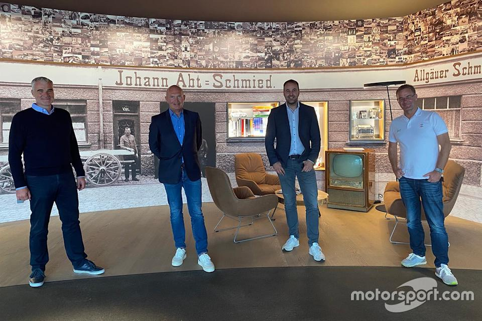 "Jörg Walz, Harry Unflath, Thomas Biermaier, Thomas Voigt<span class=""copyright"">RCCO World eX</span>"