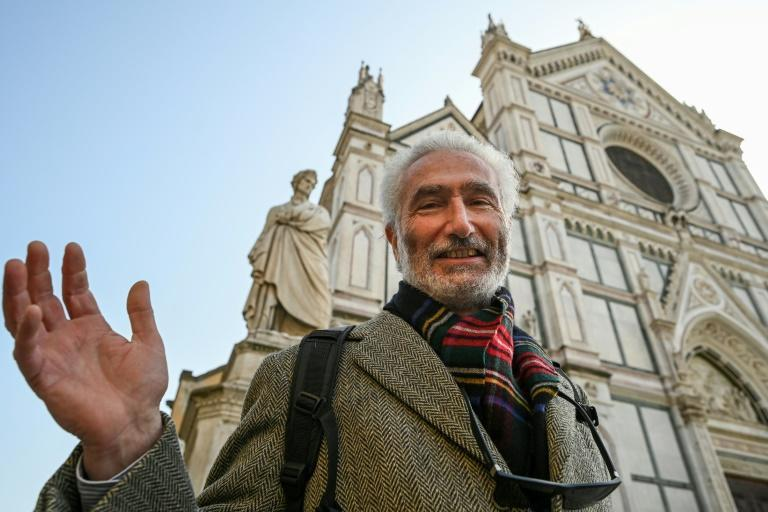 Dante's descendant Count Sperello di Serego Alighieri says whatever happens it won't change the fact that the poet was exiled and never returned to Florence