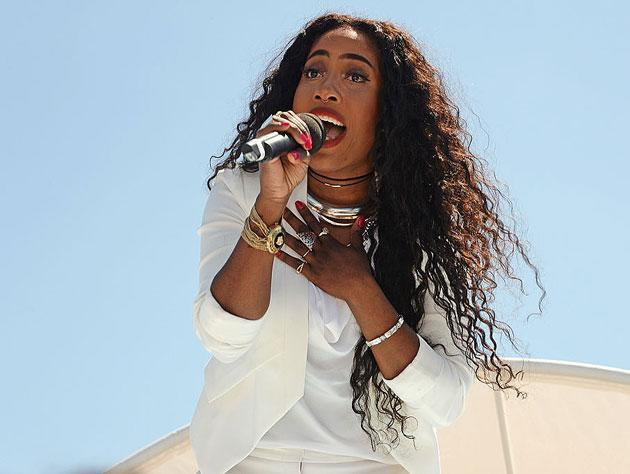 Sevyn Streeter. (Getty Images)
