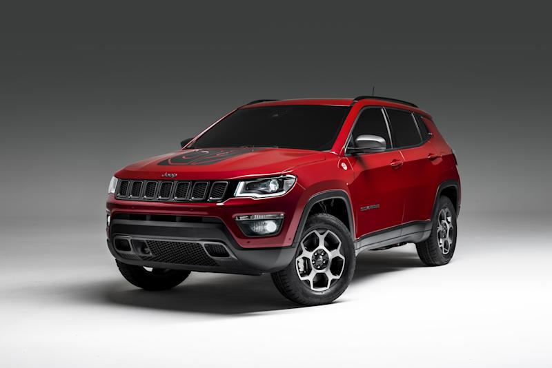 Jeep Compass plug-in 2020